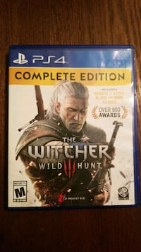 The Witcher 3 Complete edition Ps4 Norman, 73069
