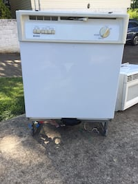 Dishwasher, Microwave and Coca Cola cooler. $50 each for the dishwasher and microwave or $75 for both. $150 for the cooler. It runs but probably needs freon.  Johnson City, 37615