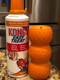 Dog's KONG Toy & Treat BOTH FOR $12 Gainesville, 20155