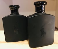 Polo Double Black Men's Cologne 4.2 oz (2 bottles) - Milford Pick up Milford