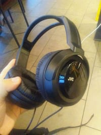 black and blue Turtle Beach headphones Surrey, V4A 4S2