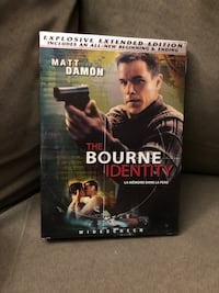 The Bourne identity DVD Toronto, M1K 1P7
