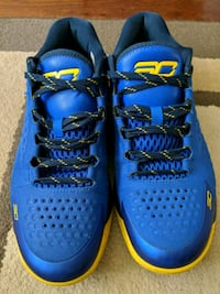 Curry 1s low warriors Ashburn