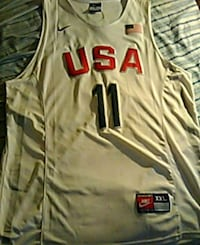 Klay Thompson authentic USA jersey  Germantown, 20874
