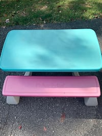 Picnic table fisher price  MOUNTAIRY
