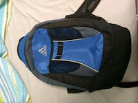 blue and black Adidas backpack Middletown, 02842