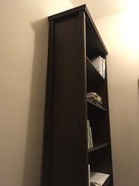 Ikea Markör Dark Brown Bookshelf Centreville, 20121