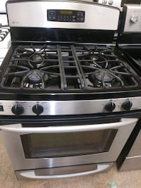 Stainless steel gas stove Milwaukee