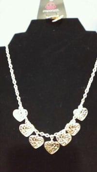 silver-colored chain necklace Woodbridge, 22193