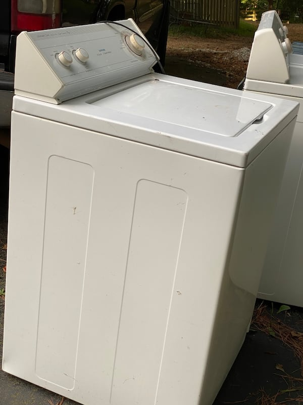 Whirlpool Commercial Quality Dryer 93ee36d9-4243-43a3-b396-3480939f9133