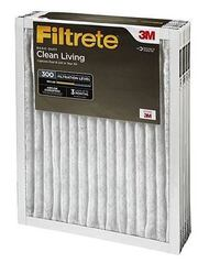Dust AC Furnace Air Filter, MPR 300, 20 x 30 x 1-Inches Reno, 89431