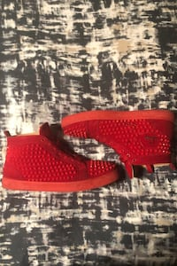 Christian Louboutins Red   Vaughan, L6A 4J9