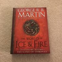 Game of thrones the world of ice and fire book Burtonsville, 20866