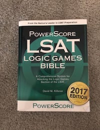 LSAT BOOKS Gainesville, 32608