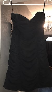 Strapless dress size 8 Kitchener, N2M