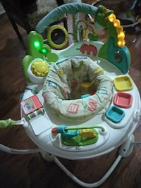 Fishers price baby jumperoo with music Gretna, 70056
