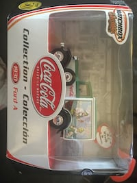 Matchbox collectibles Coca-Cola 1930 Ford a (new sealed 2001 Alexandria, 22306