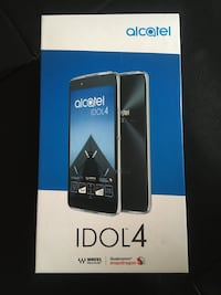 Alcatel Idol 4 New Android phone