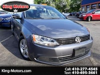 Volkswagen Jetta Sedan 2011 Baltimore, 21207