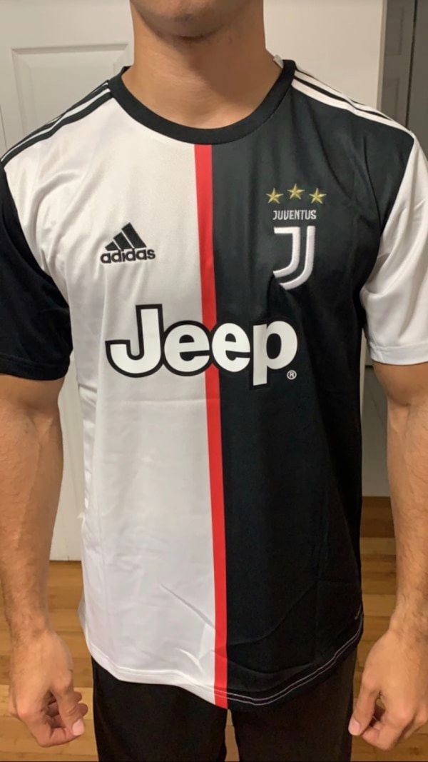 best website 7a957 0aa4d Cristiano Ronaldo 19/20 Juventus Home Kit