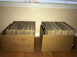 Over 300 albums