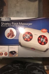 Shiatsu foot massager Baltimore, 21229