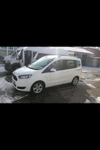 Ford - Courier - 2017 Kars