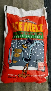 Snow Ice Melt 50lb Bags (Delivery Available) Columbus, 43231