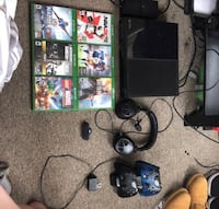 Xbox One Bundle: Comes with everything pictured Haverhill, 01832