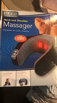 Homedics Neck and shoulder massager brand new in box  Inglewood, 90305