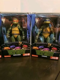 NECA TMNT - USA Gamestop exclusive Caledon, L7E 1X4