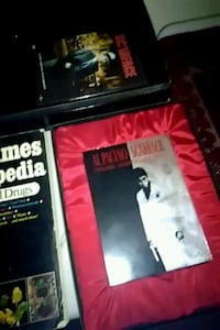 Scarface Collectable DVD Set & Books  Hyattsville, 20784