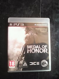 PS3 Medal of honor Barcelona, 08003