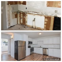 Kitchen remodel St. Petersburg