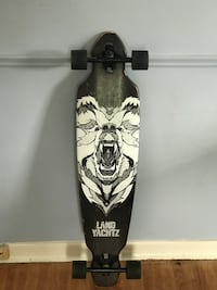 Land yacht longboard  Kitchener, N2B 1K6
