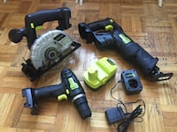 Power It cordless power tools