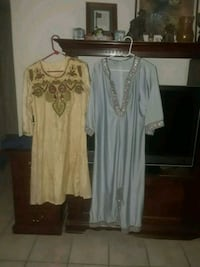 Size M/L women's dresses from India