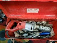 "Milwaukee 5361 Electric Hammer Drill 3/4"" 115v W Metal Case   Toronto"