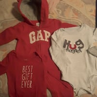 Boys and Girls Clothing Lot 6 to 18 Months Toronto, M9M 1G8
