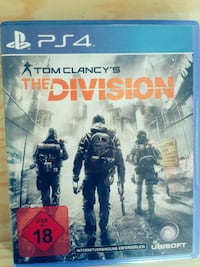 Tom Clancy's The Division PS4 Spiel Fall Herbrechtingen, 89542