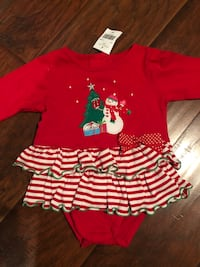 New 12 Mth Christmas outfit Louisville, 40299