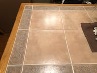tile top dining table with 6 chairs  Woodbridge, 22192