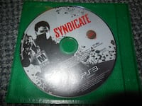 Syndicate- Ps3