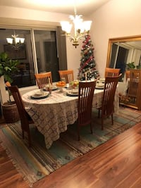 Scandanavian Dining Set $300 Palmdale, 93551