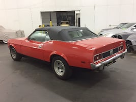 1973 Ford Mustang Convertible w/ 351C and 4-speed AOD