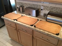 Sabatier Bamboo Cutting Boards Courtice