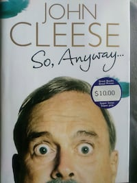 So Anyway,  John Cleese's autobiography