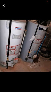 white and black water heater Vaughan, L4L 5L7