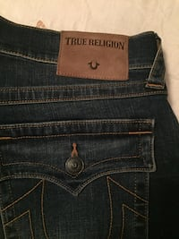 Men's True Religion jeans size 34 Charlotte, 28213