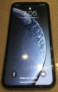 iPhone XR 128gb TELUS Contract